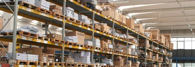 Lombardia Truck ha un vasto magazzino ricambi Iveco Fiat Professional a Milano, Monza, Como, Varese e Lecco