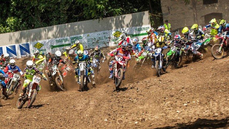 Campionato MX1 e MX2 2017 in provincia di Lecco