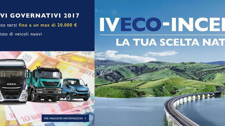 Eco incentivi statali Iveco