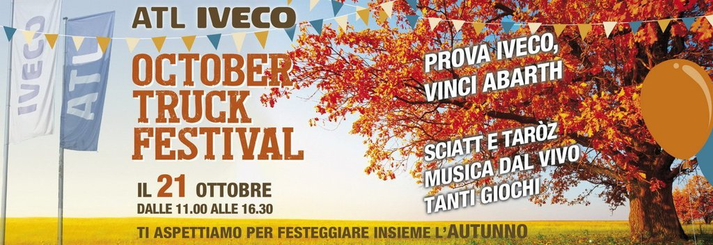October Truck, Iveco Festival