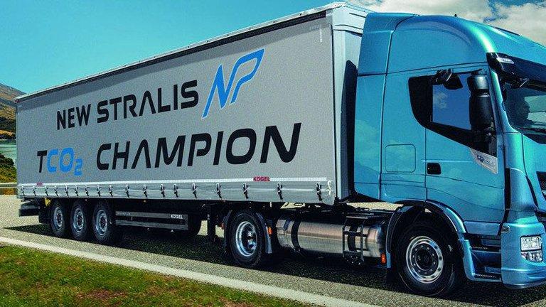 Nuovo Stralis NP. Provalo a Milano, Lecco, Monza, Sondrio, Varese.