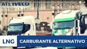 Vieni a scoprire Iveco Stralis Natural Power da Lombardia Truck.