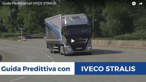 Aumenta la tua sicurezza alla guida con Iveco Stralis.