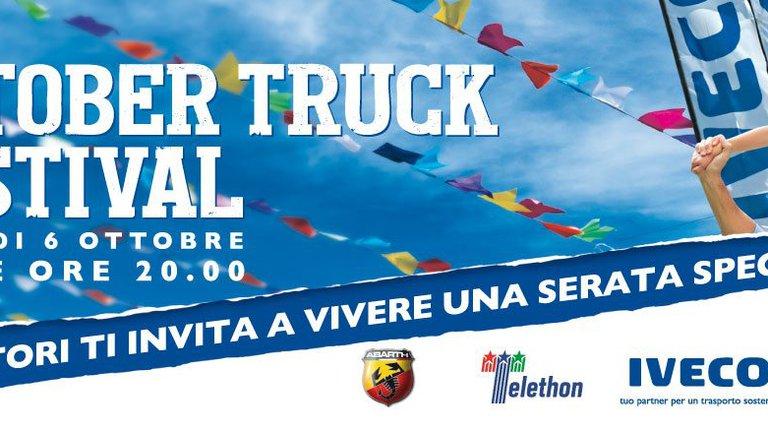October Truck Festival da Tentori