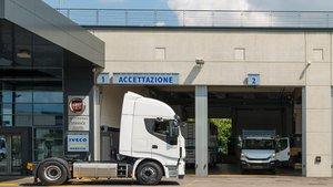 Tentori Veicoli Industriali SPA di Monza - Lombardia Truck