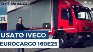 Iveco Eurocargo usato da Lombardia Truck.