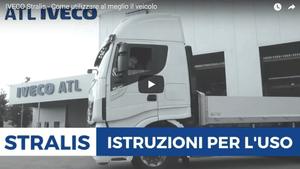 Da Lombardia Truck trovi ATL Iveco Stralis usato.
