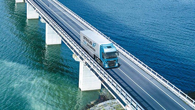 Scopri il nuovo Stralis NP da Lombardia Truck.